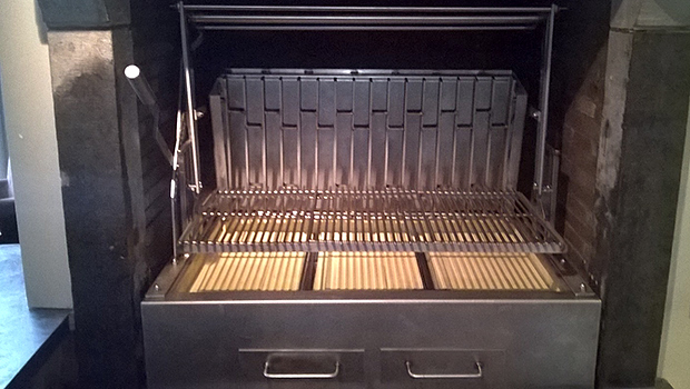 Franse Lift Grill